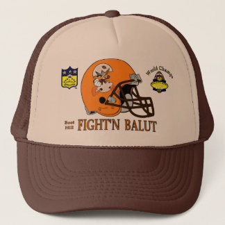 2009-Balut Champs '08 Trucker Hat