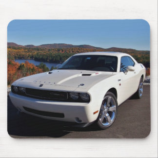 2009 Challenger R/T Mouse Pad