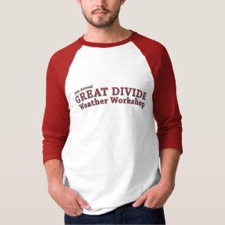 2009 Great Divide Weather Workshop T-Shirt