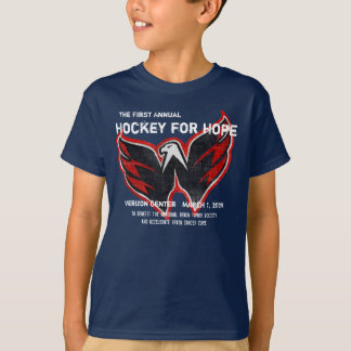 2009 Hockey for Hope T-Shirts (Kids)