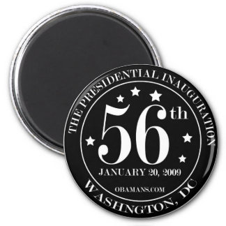 2009 Inauguration Seal 2 Inch Round Magnet