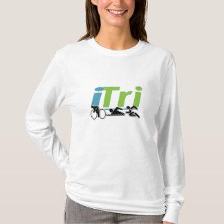 2009 iTri logo T-Shirt