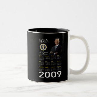 2009 Keepsake Mug - Obama Inauguration