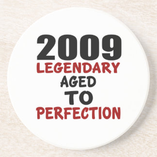2009 LEGENDARY AGED TO PERFECTION COASTER