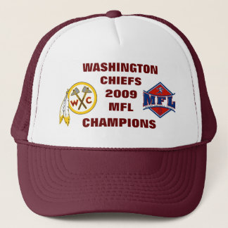 2009 MFL CHAMPION HAT