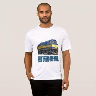200 Tons of Fun Alaska RR T-Shirt