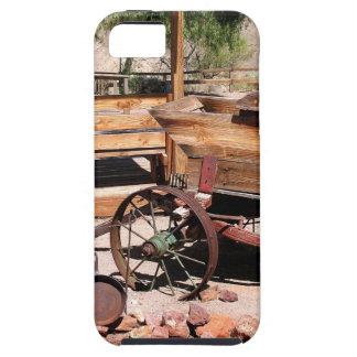 2010-06-26 C Las Vegas (189)abandoned_campsite2.JP iPhone 5 Case