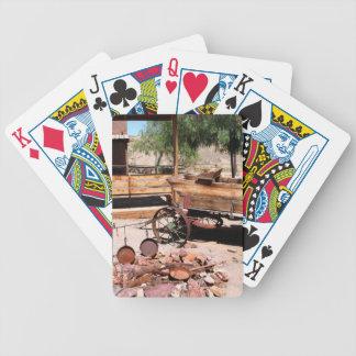 2010-06-26 C Las Vegas (189)abandoned_campsite2.JP Poker Deck