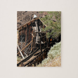 2010-06-26 C Las Vegas (210)desert_cabin.JPG Jigsaw Puzzle