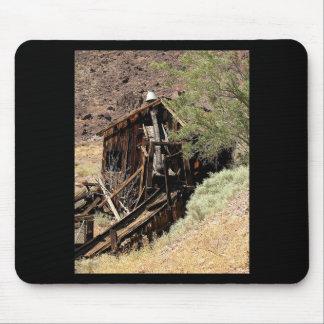 2010-06-26 C Las Vegas (210)desert_cabin.JPG Mouse Pad