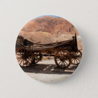 2010-06-28 C Calico Ghost Town (53)old_wagon 2 Inch Round Button