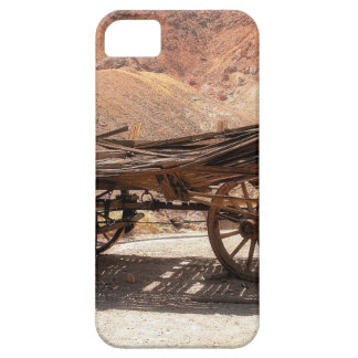 2010-06-28 C Calico Ghost Town (53)old_wagon iPhone 5 Cover