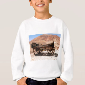 2010-06-28 C Calico Ghost Town (53)old_wagon Sweatshirt