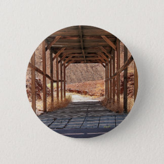 2010-06-28 C Calico Ghost Town (60)wooden_tunnel.j 2 Inch Round Button