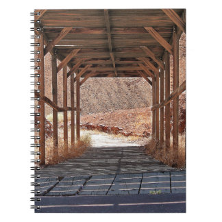 2010-06-28 C Calico Ghost Town (60)wooden_tunnel.j Notebook