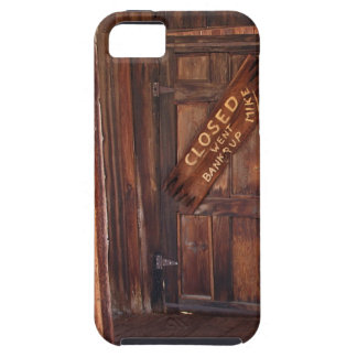 2010-06-28 C Calico Ghost Town (9)went_bankrup.JPG iPhone 5 Covers