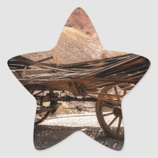 2010-06-28 old_wagon de la ville fantôme de sticker étoile