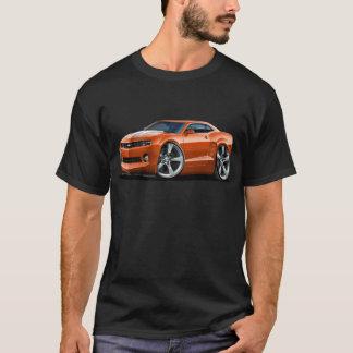 2010-12 Camaro Orange-White Car T-Shirt