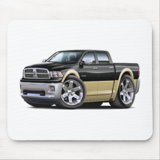 2010-12 Ram Dual Black-Tan Truck Mouse Pad