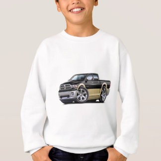 2010-12 Ram Dual Black-Tan Truck Sweatshirt