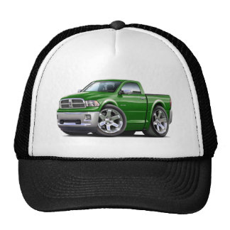 2010-12 Ram Green Truck Trucker Hat
