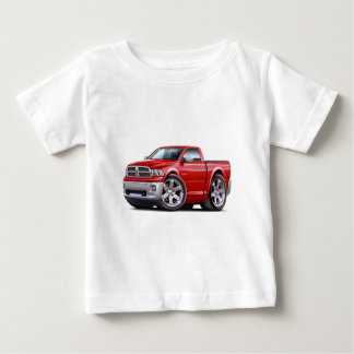 2010-12 Ram Red Truck Baby T-Shirt