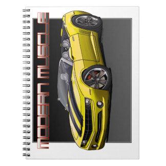 2010-13 Camaro Convt YB Notebook