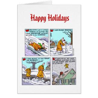 2010-2011 Zippy Christmas card