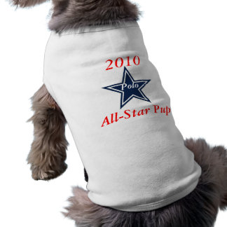 2010 All-Star Pup, Polo Shirt