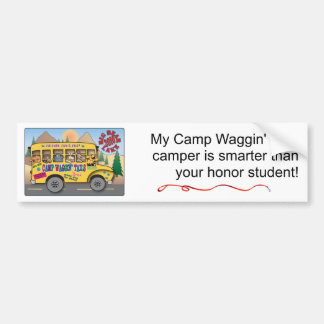 2010 Big Bear Honor Student Bumper Sticker