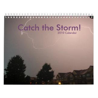 2010 Catch the Storm! Calendar