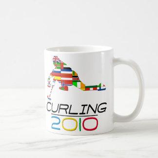 2010: Curling Coffee Mug