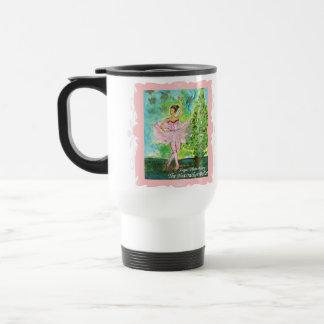 2010  Edition Sugarplum Fairy Travel Mug