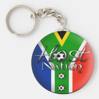 2010 Football host nation gifts & souvenirs Keychain