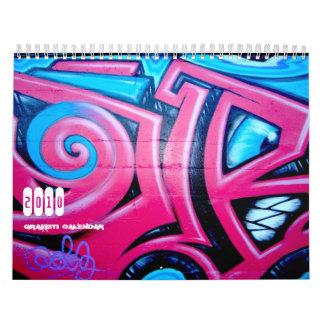2010 Graffiti Calendar