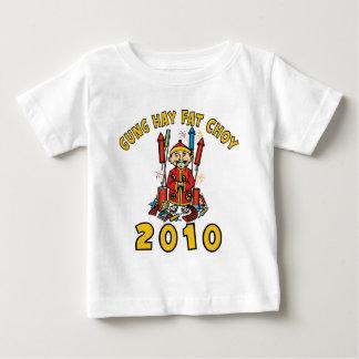 2010 Gung Hay Fat Choy Baby T-Shirt