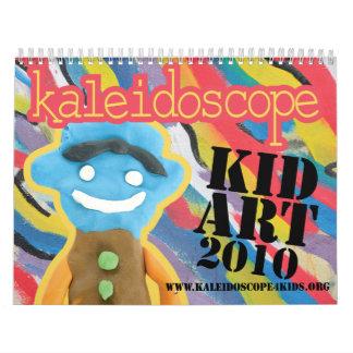 2010 Kid Art Calendar
