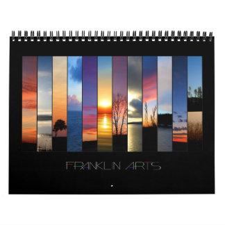 2010 Landscapes & Sunsets Calendars