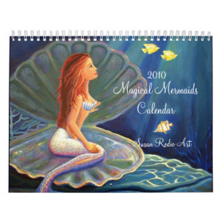 2010 Magical Mermaids Calendar