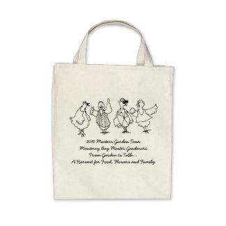 2010 Masters Garden Tour Tote Bag
