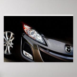 2010 Mazda3 iSport Poster