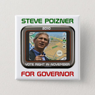 2010 Steve Poizner for Governor square button