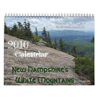 2010 White Mountain Calendar