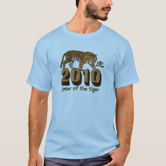 2010 Year of The Tiger T-Shirt