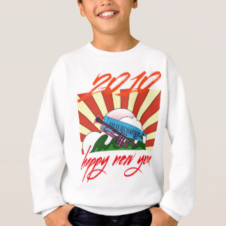 2010music sweatshirt