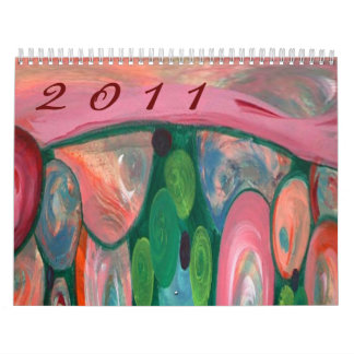 2011 Abstract Calendar