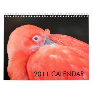 2011 Animal Calendar created by Aremac Gallery