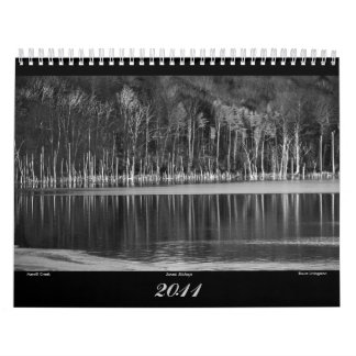 2011 Calendar-Photographs (Medium size) Calendars