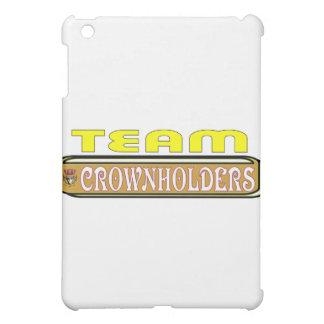 2011 Crownholders TEAM iPad Mini Covers