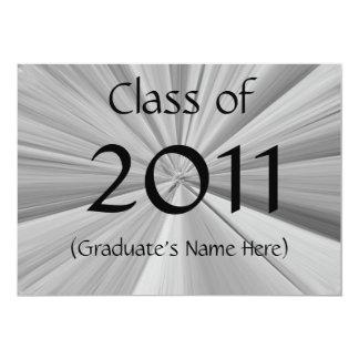 2011 Graduation Announcement
